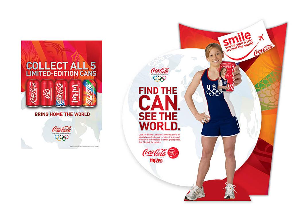 POS Coca-Cola Beijing Olympics 2008