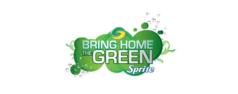 Bring Home the Green Identity |Sprite | Beijing Olympics