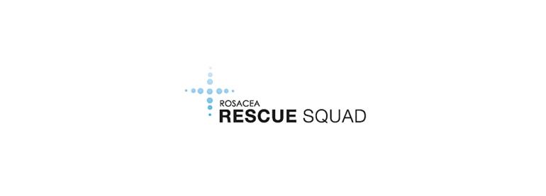 Rosacea Rescue Squad | Logo