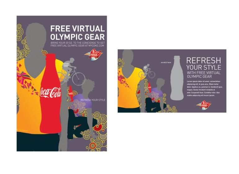Scratch Card | Coca-Cola
