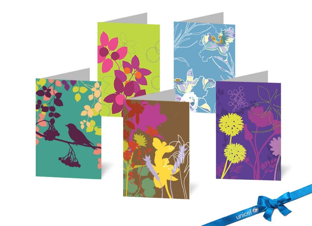 Unicef Greeting Card Collection