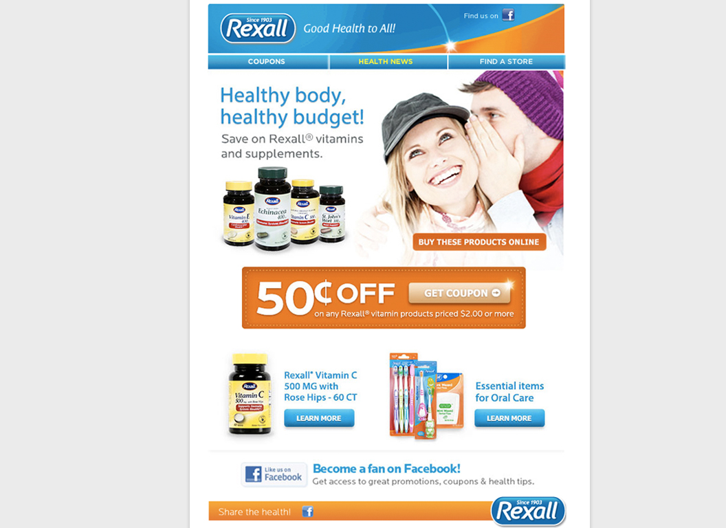 Rexall Email