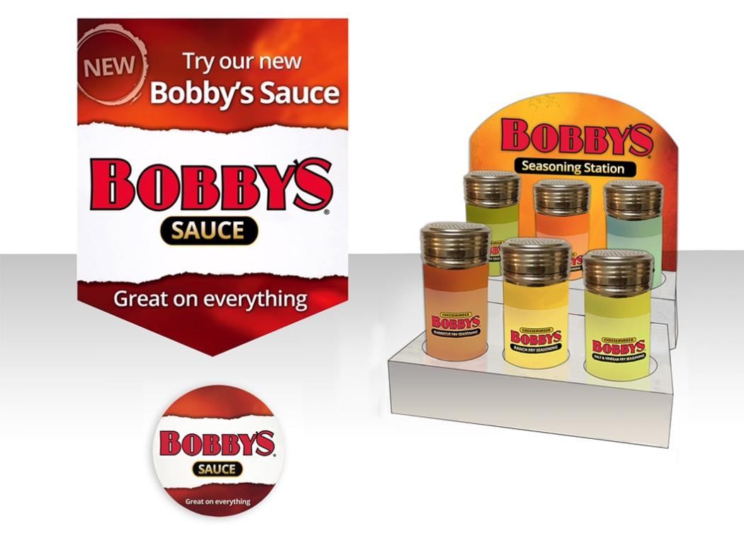 Cheeseburger Bobby's POS