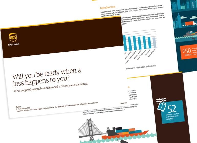 UPS Capital Brochure